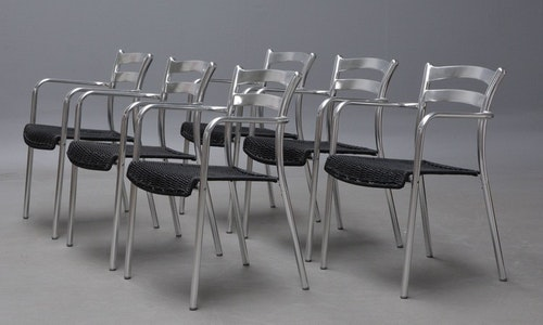 Utestolar, AMAT Biarritz Aluminium - Eduard Samsó