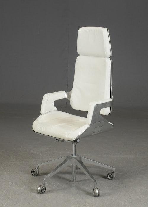 Skrivbordsstol, Interstuhl Silver 362S - Design Hadi Teherani