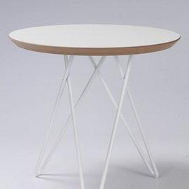 Sidobord / soffbord - 45 cm i diameter
