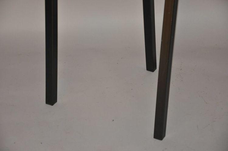 Klädhängare, HAY Loop Stand - Svart Smal