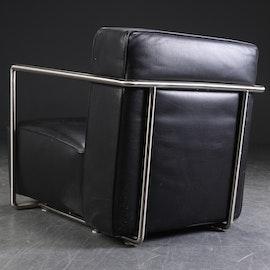 Lounge fåtölj, Flexform Italy A.B.C Ottoman - Citterio