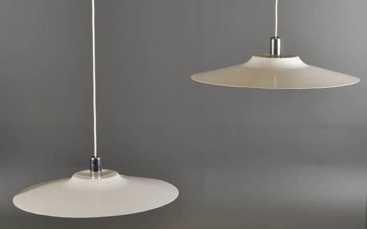 Ett par pendlar från Zero - Design Lindau & Lindekrantz