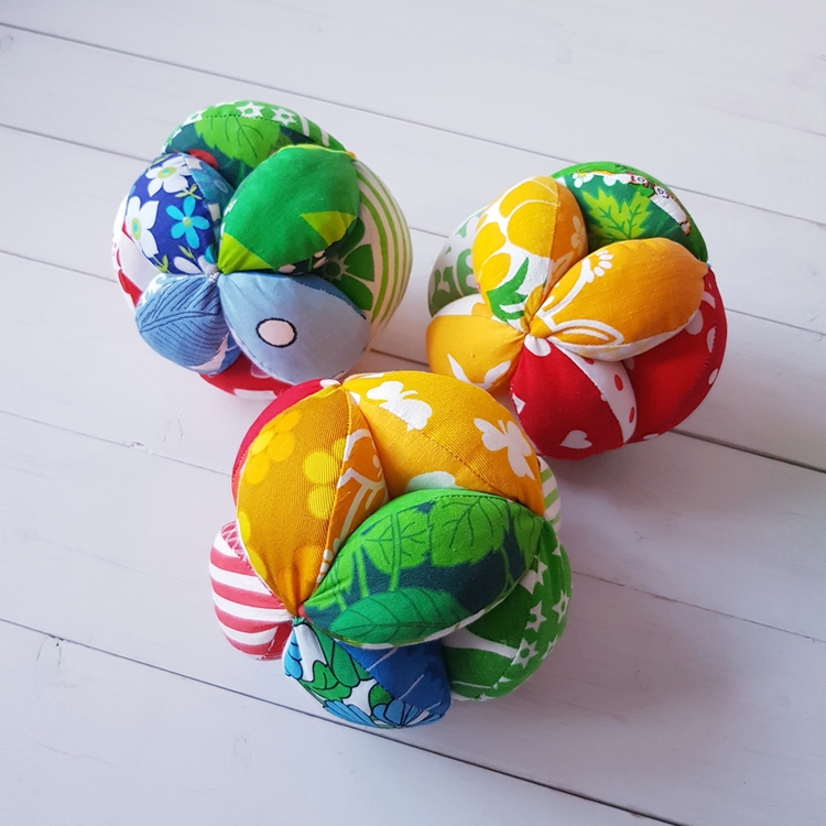 Gripboll 4-färger