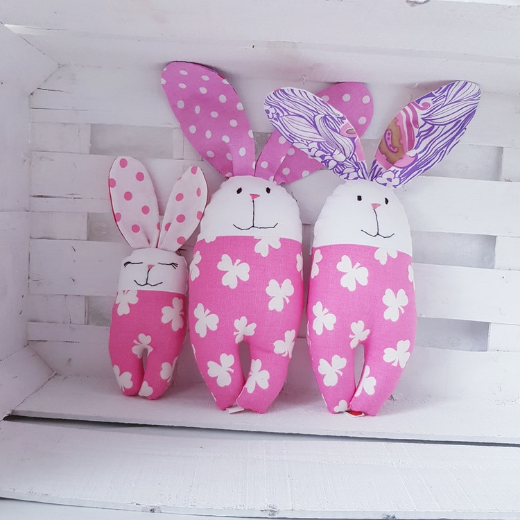 Godmorgon/Godnatt kanin