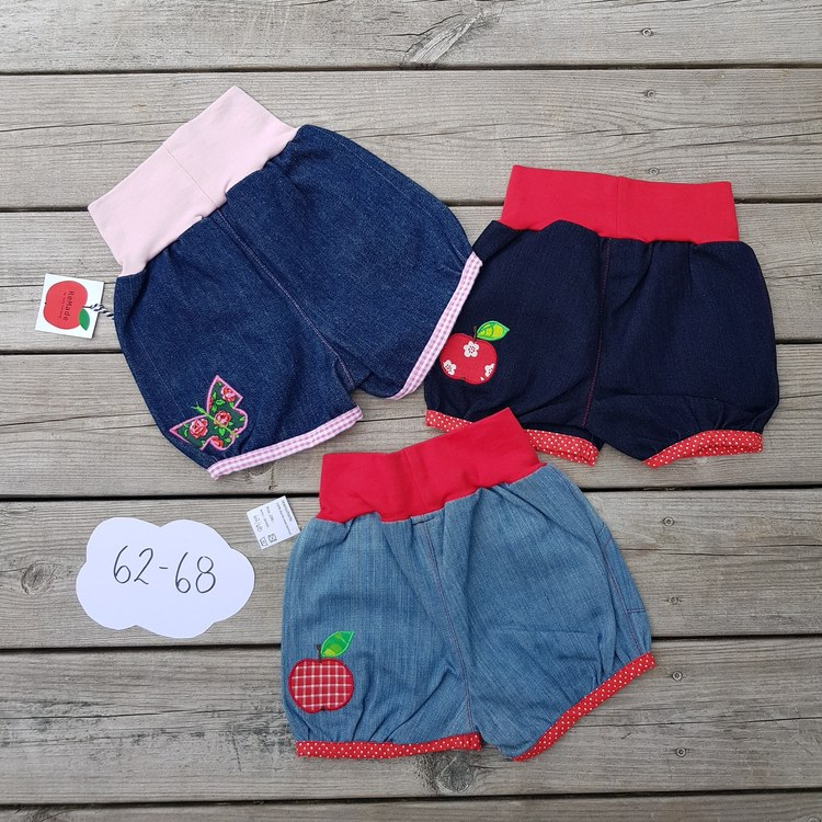 Puffshorts 62/68