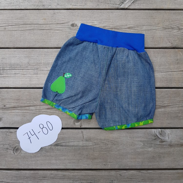Puffshorts 86/92