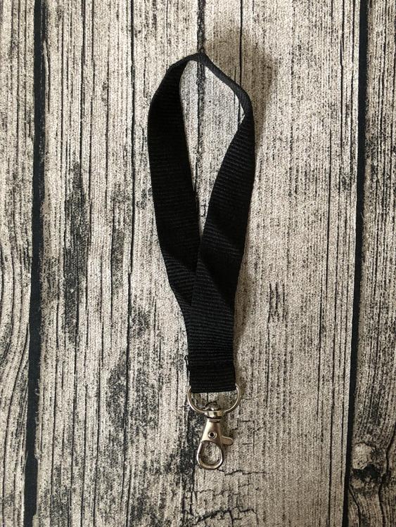 Nyckelband Mini med namn/ord