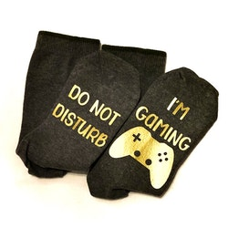 - Textiltryck - Do not disturb I'm Gaming