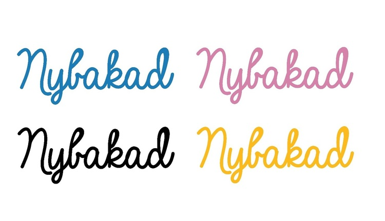 """Body med tryck """"Nybakad"""""""