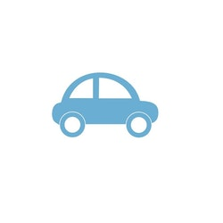 Bil -Väggdekal-