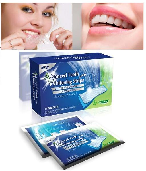 Tandblekning - Dental 360 Whitening Strips
