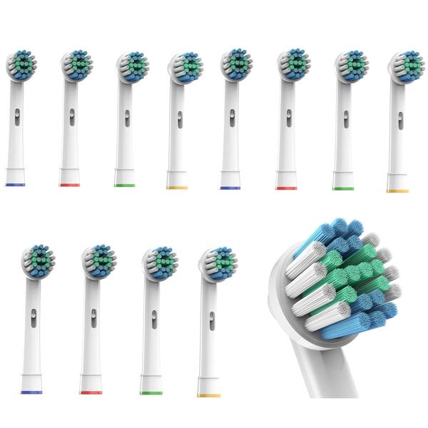 12-pack Oral-B Kompatibla Tandborsthuvuden