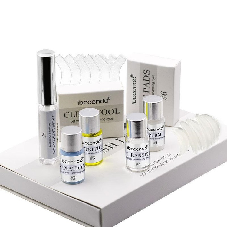 Permanent Fransböjning Kit - Eyelash Lifting