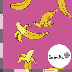 KLIPPT BIT Banan Varmrosa
