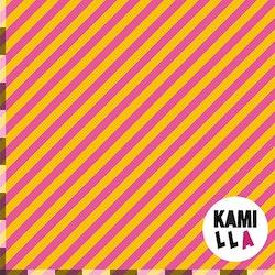 KLIPPT BIT -  Single jersey - Cirkus Flax 2.0
