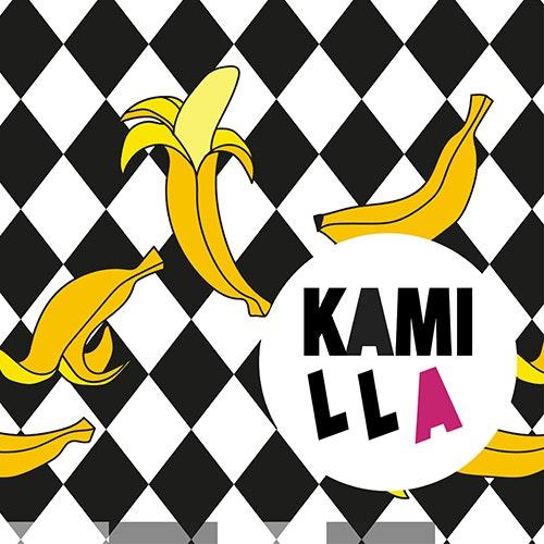 KLIPPT BIT 2:a SORTERING Banan Harlequin