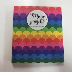 HEL KARTONG Mina Projekt – en fylla-i-bok sömnad