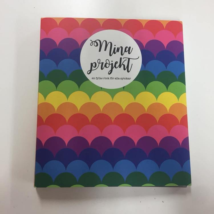 Mina Projekt – en fylla-i-bok sömnad