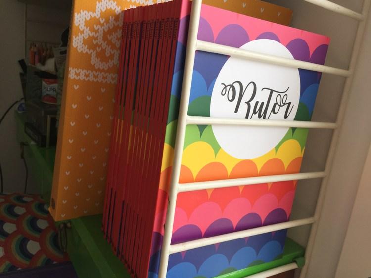 Rutor – anteckningsbok