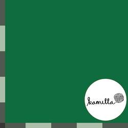 GOTS - Grön - Enfärgad Jersey