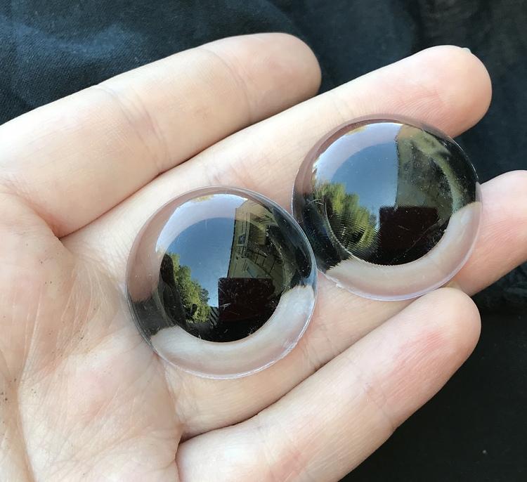 Säkerhetsögon 30 mm