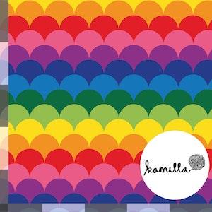 GOTS - Single Jersey - Rainbowhills