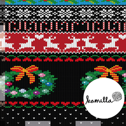GOTS - Ugly x-mas sweater