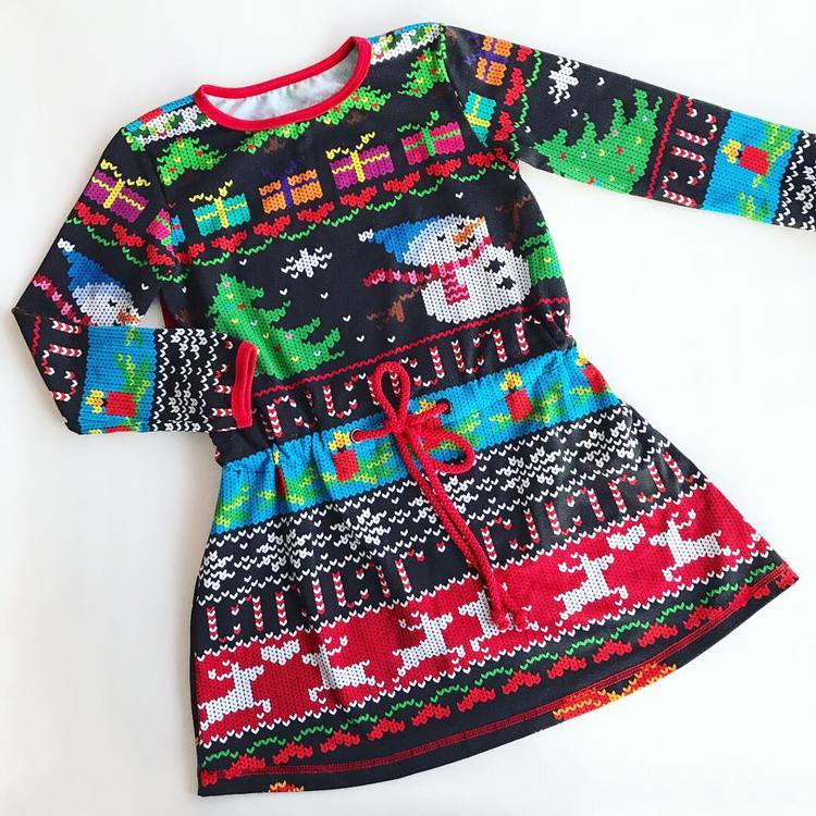 GOTS - Ugly x-mas sweater