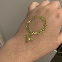 Tillfällig tatuering - Venus