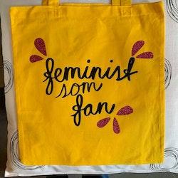 Feminist som fan