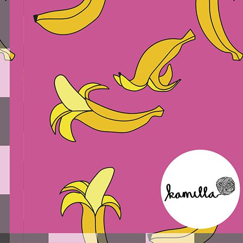 FÖRHANDSBOKNING - Banan Varmrosa 2.0