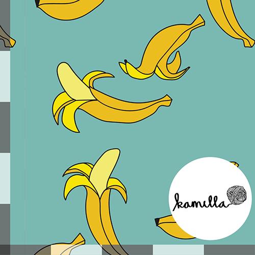 FÖRHANDSBOKNING - Banan Blågrön 2.0