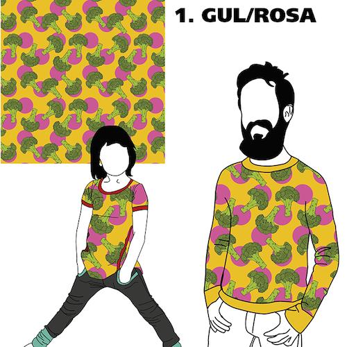 Broccoli Gul/Rosa