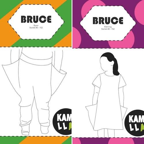 Bruce PDF-paket