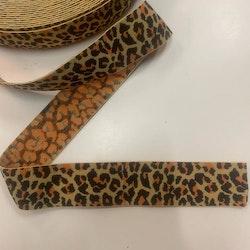Underklädesresår - Gul leopard