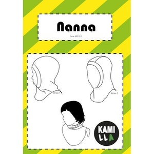 PDF-mönster - Nanna