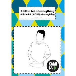 Tryckt mönster - A Little Bit of Everything + A Little Bit (MORE) of Everything