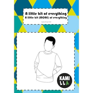 PDF mönster - A Little Bit of Everything + A Little Bit (MORE) of Everyhing