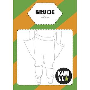 PDF-mönster - Bruce - Byxor