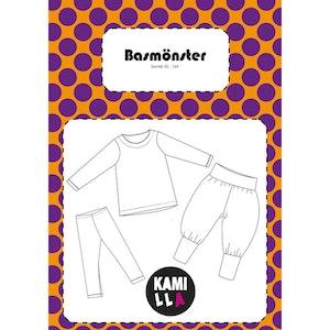 PDF pattern - Basmönster - Licens