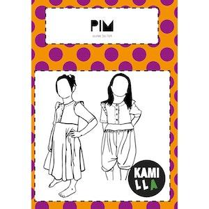 Tryckt mönster - Pim