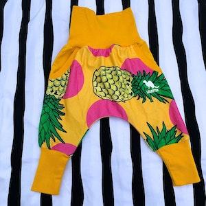 68 - Ananas - Baggybyxor