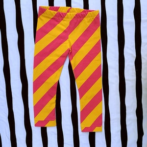 86/92 Cirkus Flax Leggings