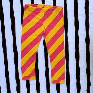 86/92 Cirkus Flax Leggings