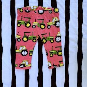 50/56 Rosa traktor Leggings