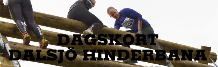 Dagskort Dalsjö Hinderbana 2019