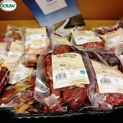 KRAV Gourmé Nötlåda 7,5 kg á 345 kr