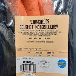 Gourmé nötgrillkorv 0,75 kg