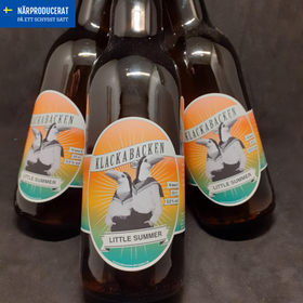 Little Summer Ale 3,5 % Klackabacken