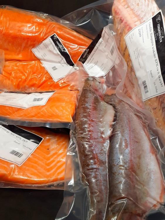 NYHET! Fisk utan tillsatser! 4,5kg ASC + Närproducerat